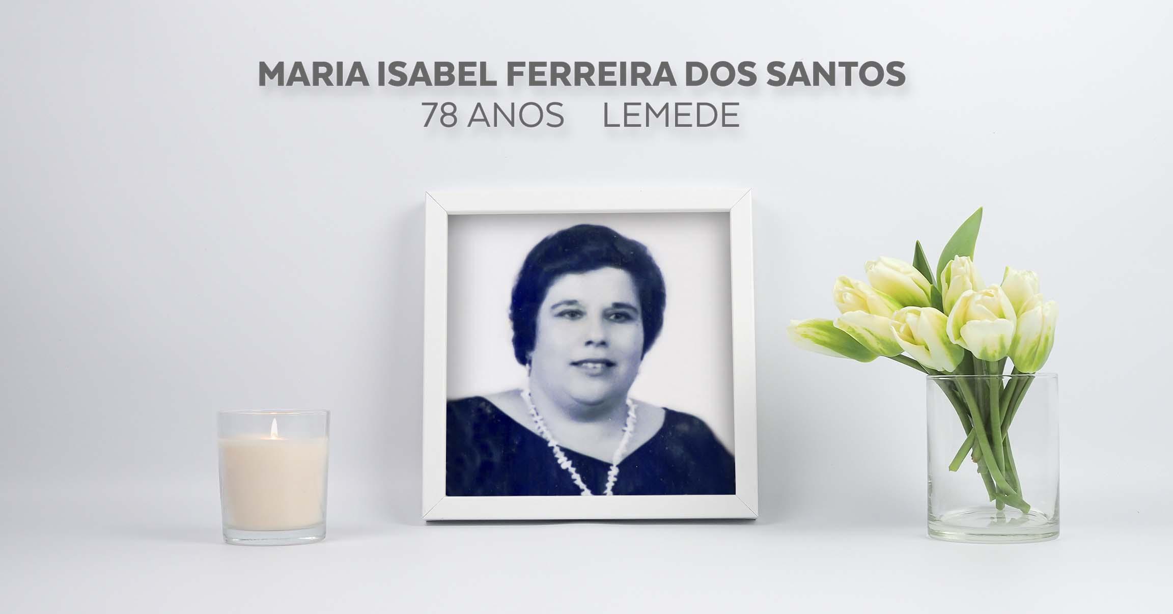 Maria Isabel Ferreira dos Santos