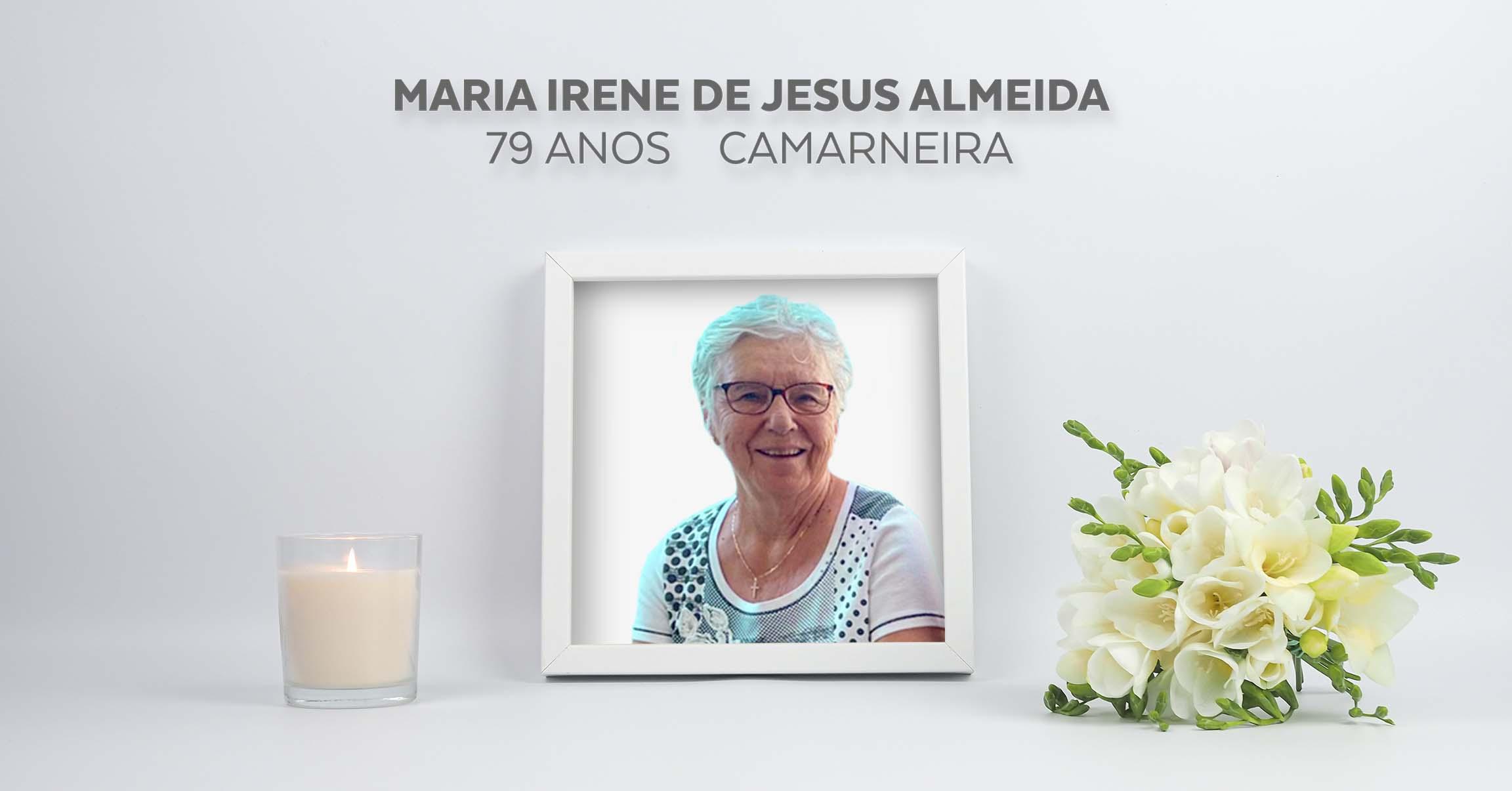 Maria Irene de Jesus Almeida