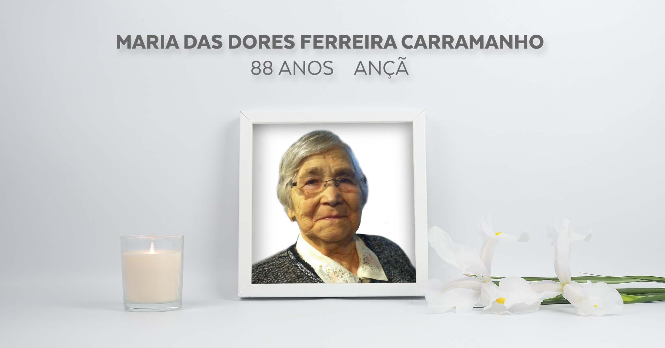 Maria das Dores Ferreira Carramanho