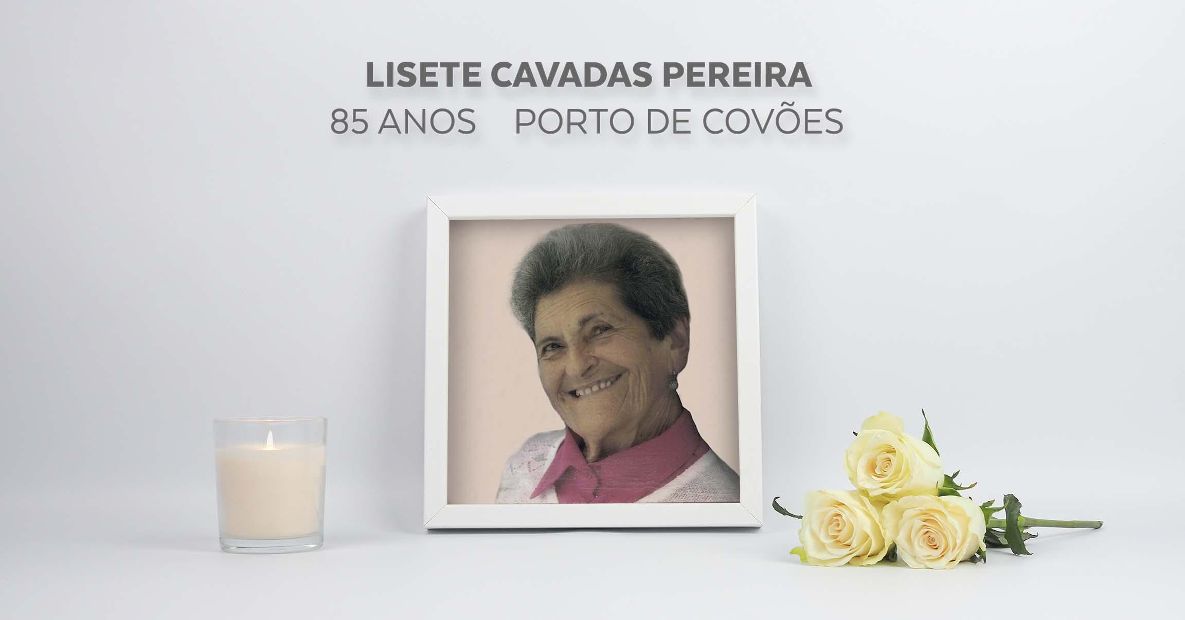 Lisete Cavadas Pereira