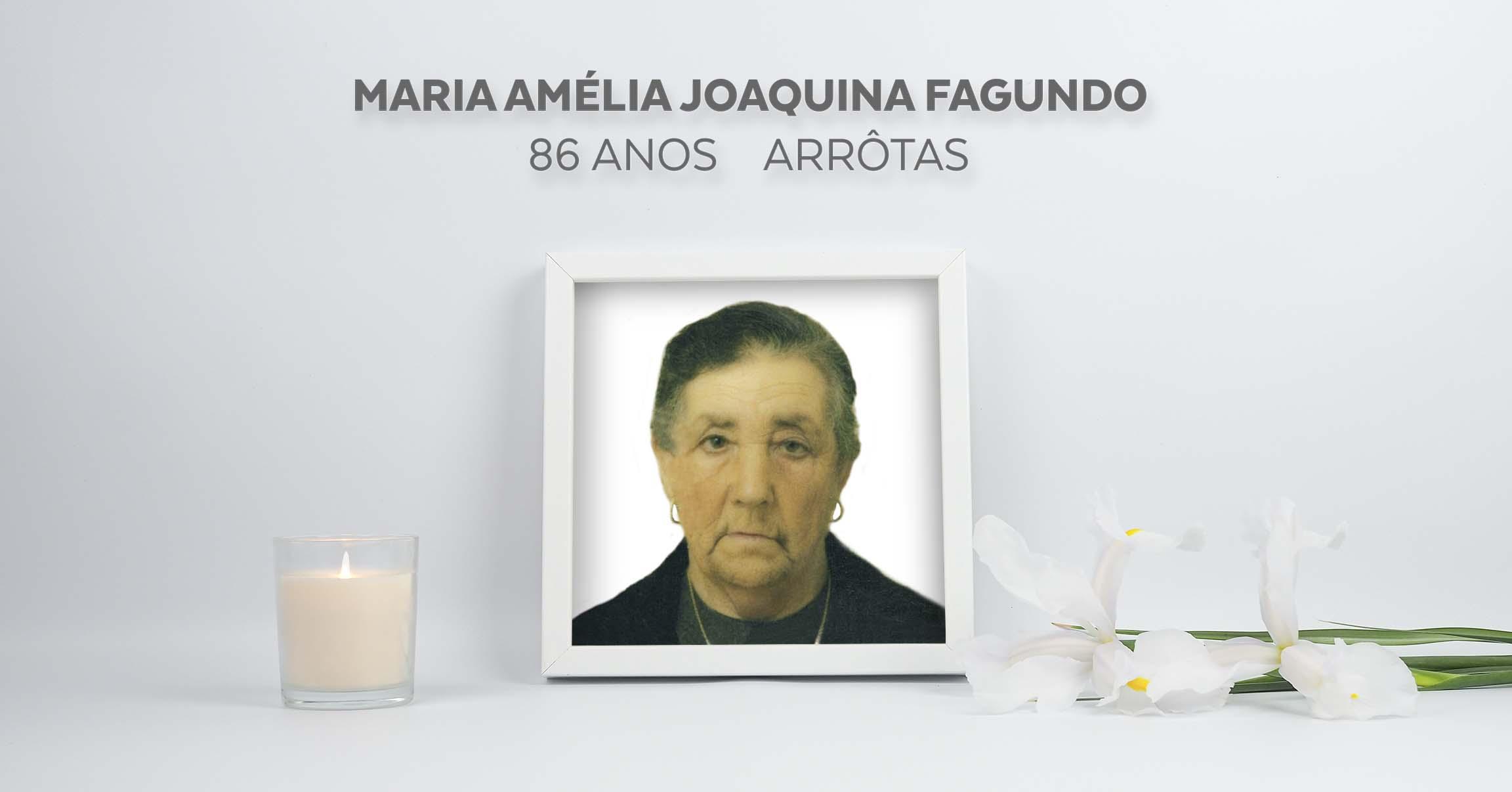 Maria Amélia Joaquina Fagundo