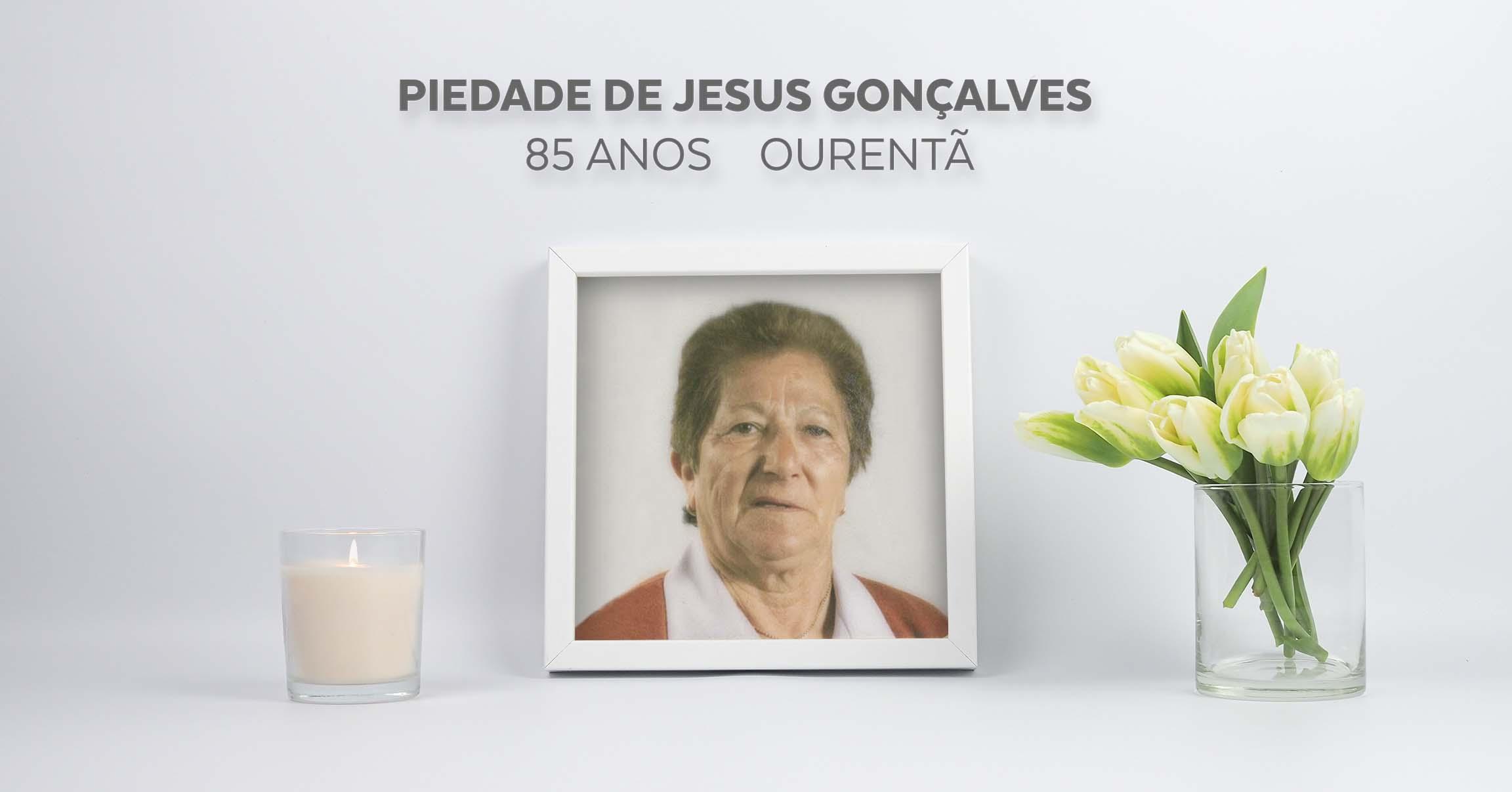 Piedade de Jesus Gonçalves