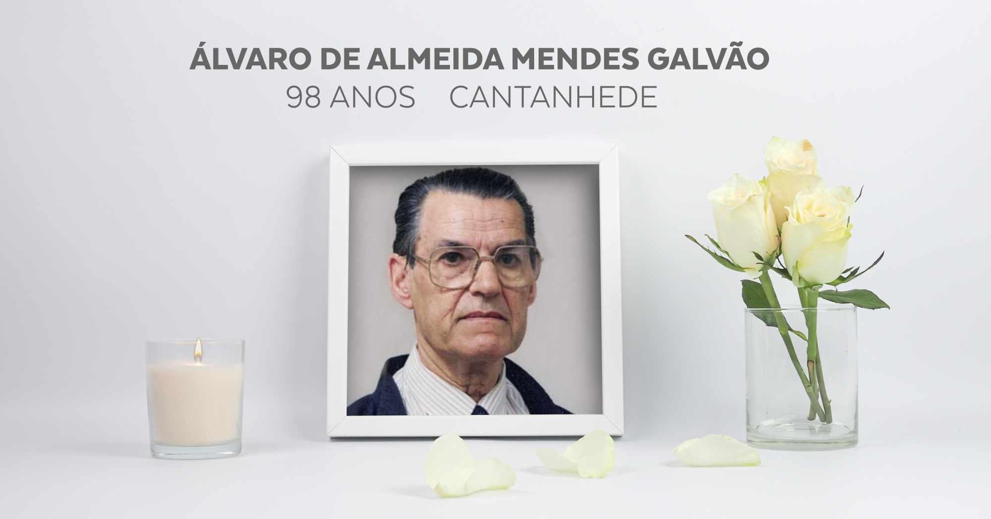 Álvaro de Almeida Mendes Galvão
