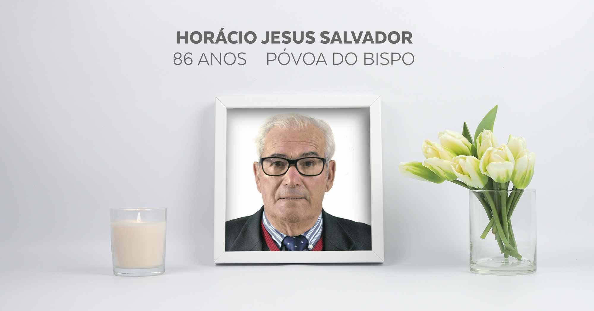 Horácio Jesus Salvador