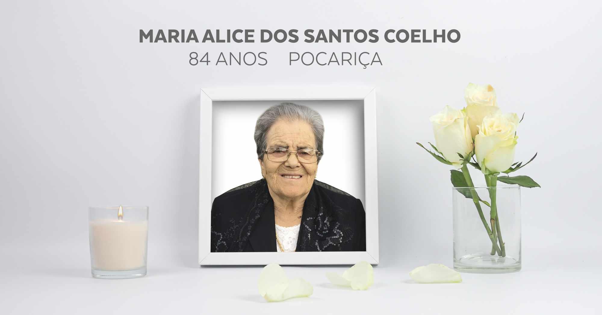 Maria Alice dos Santos Coelho